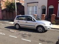Ford Fusion 1.4 03 plate very good runner just passed mot recently