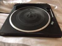 Technics SL-J110R turntable ( missing lid)