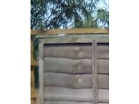 Fence panels - Good condition - collection