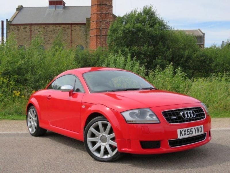 2005 AUDI TT 3.2 V6 QUATTRO 3D 247 BHP