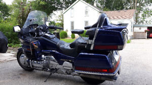 2000 Goldwing GL1500SE
