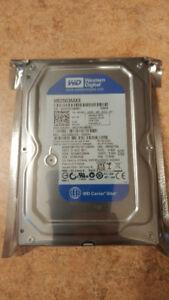Disque dur 7200rpm SATA Western Digital blue 250GB hard drive