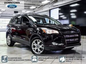 2013 Ford Escape SEL, Leather package, Navigation, Car Proof