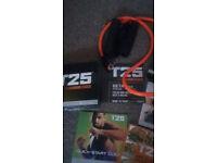 ShawnT FocusT25 Workout DVD