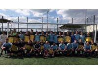 Goldfingers FC - ST and Winger needed for Saturday Mens 11-a-side Football team