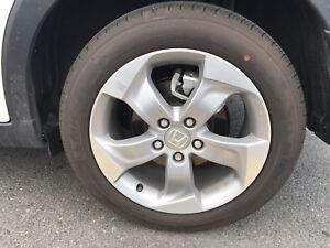 Brand new Honda HR-V Summer Tires with Mags for exchange or sale