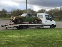 ESSEX CAR RECOVERY *** CALL 07709277886 *** BREAKDOWN & TRANSPORT SERVICE / SCRAP CAR COLLECTION