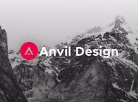 Anvil Design   Web Development and Design