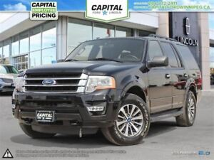2017 Ford Expedition XLT 4WD **Rear Cam-Heated/Cooled Seats**