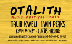 Two Otalith Music Festival Tickets