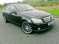 2010 Mercedes C200 BLUE-CY ELEG CDI A AUTO ****FINANCE ONLY ONLY £41 A WEEK*****