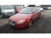 06 Audi a4 2.0tdi ***BREAKING ONLY Parts