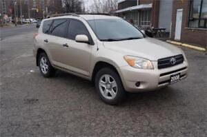 2008 Toyoya RAV4 4WD ~ Low KM ~ No Accident ~ Mint Condition!
