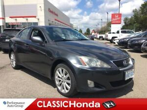 2007 Lexus IS 250 LEATHER | PUSH START | A/C SEATS |  (AS IS)