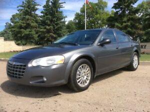 2005 Chrysler Sebring, TOURING, AUTO, LOADED, 149K, $4,500
