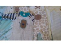Designer baby boys clothes 0-3 months