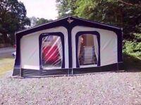 Bradcot Classic 2-4 Berth Caravan Awning/Tent...