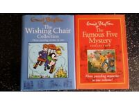 The wishing chair collection and the Famous Five Mystery