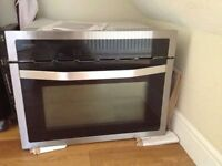 John Lewis Integrated Microwave Combi Oven JLBICO2 - Not working.
