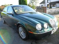 jaguar s type parts from 6 cars 2.7 diesel and 3.0 petrol