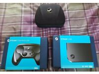 Steam Link, Steam Controller and Carry Case (New) for £55