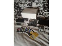 Nintendo 3DS (White) With Extras