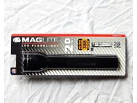 MagLite LED Flashlight, BRAND NEW, 2 x D Cell, LED Ultra Beam, ST2D016L, BARGAIN