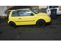Volkswagen Lupo for sale with long mot