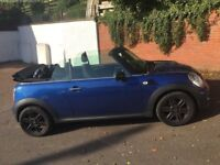 MINI Convertible 1.6 TD Cooper D 2dr (start/stop) with Chilli pack