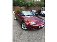 2006 Mazda MX-5 1.8i Roadster Hardtop !+excellent condition+nice miles