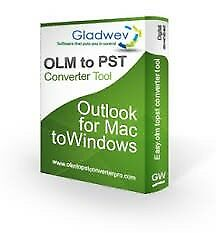 OLM to PST Outlook tool demo version