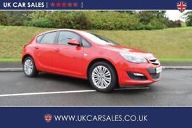 2013 Vauxhall Astra 1.7 CDTi ecoFLEX 16v Energy 5dr