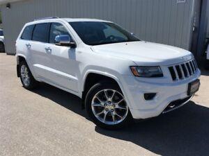 2014 Jeep Grand Cherokee Overland | NAV | SAT RADIO | REMOTE STA