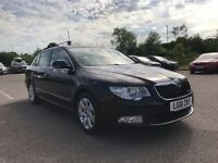 SKODA SUPERB SE G-LINE II TDI CR HATCHBACK, 1598cc, 5 Doors**ONE PREVIOUS OWNER** LEATHER INTERIOR**