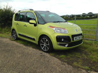 2009 2009 Citroen C3 Picasso Exclusive 1.6 Hdi*Service History*2 Owners*High Mpg*Mint Condition