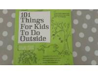 New 101 Things For Kids to do Outside