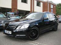 2011 61-Reg Mercedes E220 CDI Blue F 7G-Tronic Executive SE Estate,FULLY LOADED!