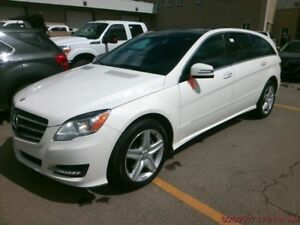 2013 Mercedes-Benz R-Class R350 BlueTEC, 7 PASS
