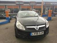 VAUXHALL CORSA ONLY 75000 MILES