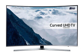 "REDUCED Samsung 4K Curved 49"" TV for sale...."