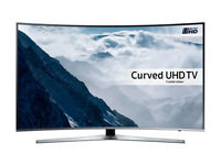 "Samsung 4KCurved 49"" TV for sale...."