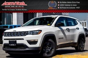 2017 Jeep Compass New Car Sport|Backup_Camera|5Display|AC|Engine