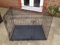 Dog Metal Dog Crate