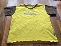 9-10yr Brownie t shirt (no label but would say 9yr, slight marks but still got wear)