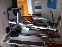 Home Multi Gym for sale - chest, lats, quads etc