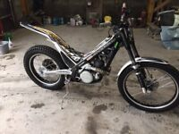 Trials Bike Sherco 290