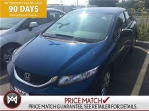 2015 Honda Civic DX,PERFECT FIRST CAR!! COMES WITH EXTENDED WARR