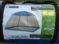 Tent mosquito gazebo. ( fly )