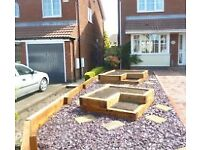 NEWLEAF LANDSCAPES ARE OFFERING ALL ASPECTS LANDSCAPE GARDENING DOING FREE QUOTES