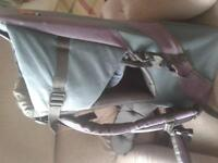 rucksack baby carrier...byebye range